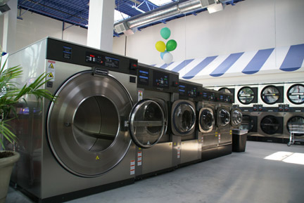 Vended Nelson And Small Commercial Laundry Equipment