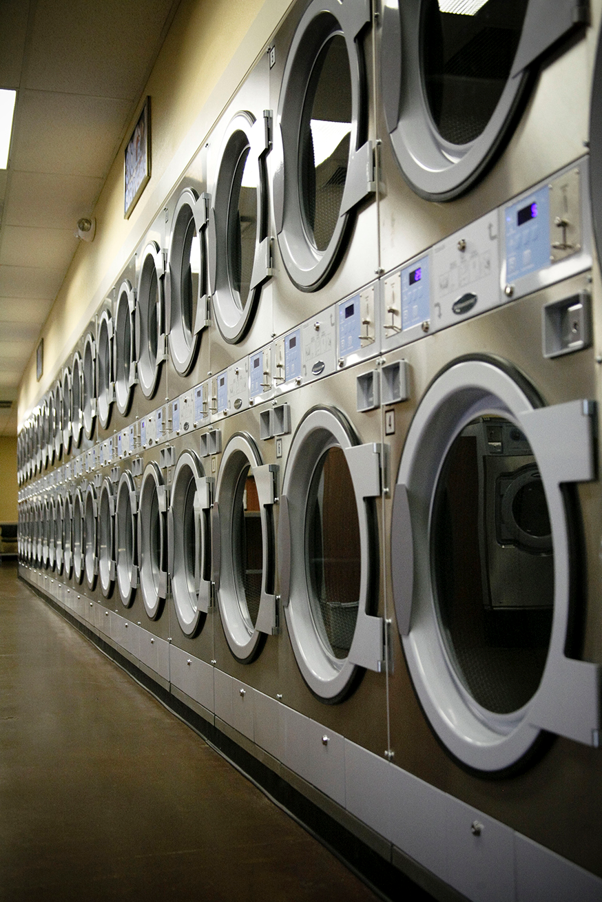 put the powerful electrolux brand to work for you with a electrolux vended laundry