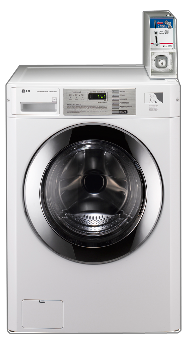 LG washers - Nelson and Small Commercial Laundry Equipment