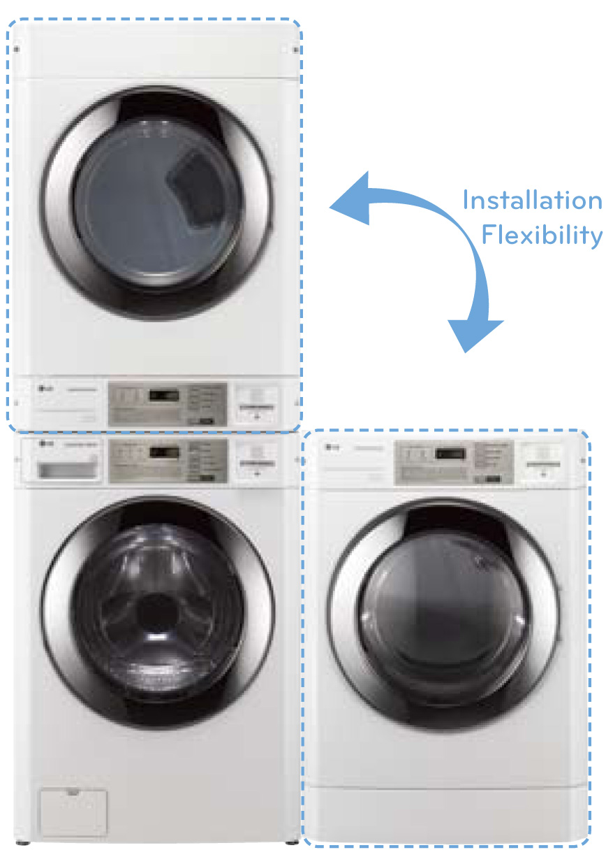 Lg Nelson And Small Commercial Laundry Equipment